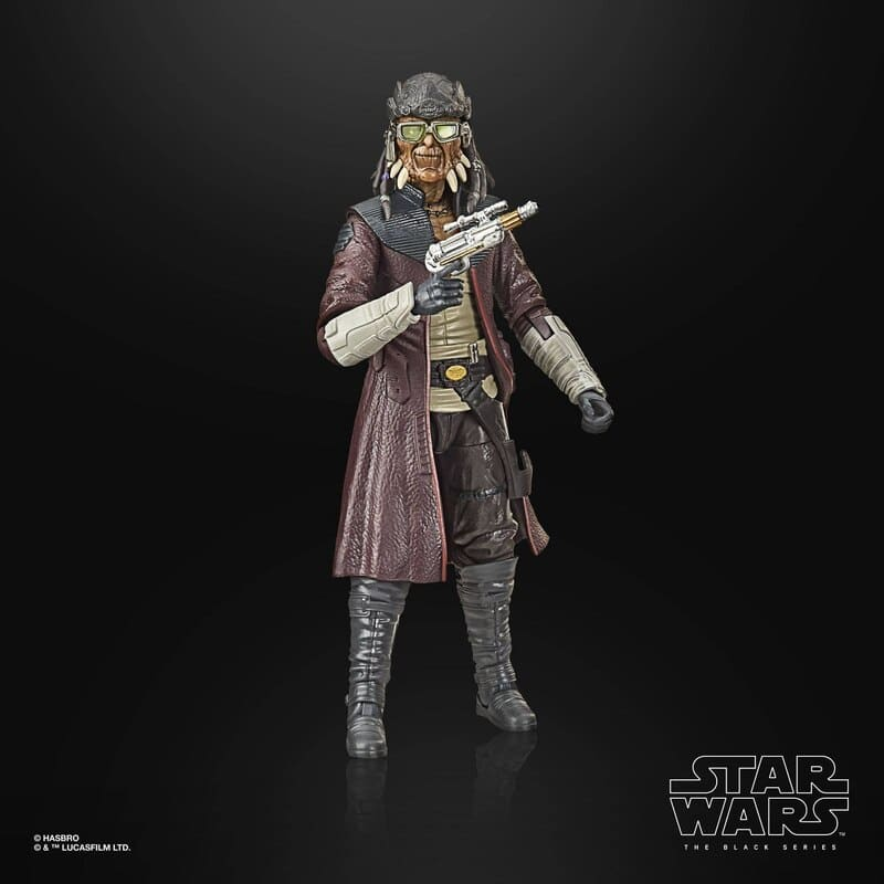Star Wars Black Series Hondo Ohnaka Galaxy S Edge Exclusive The Jedi Archives